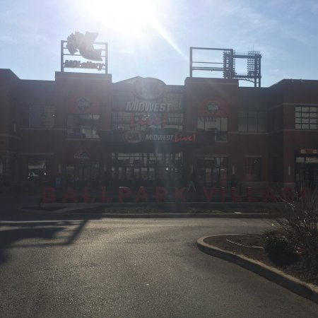 Hotels By Ballpark Village St Louis Mo