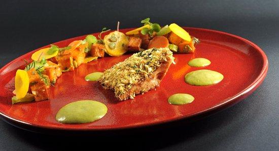 Mlynec Restaurant: Jeseter