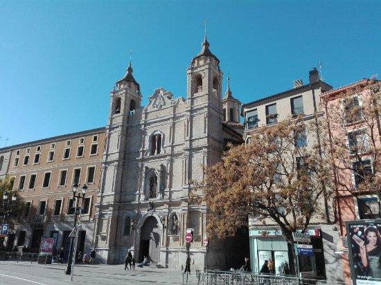 Iglesia de Santo Tomas de Aquino