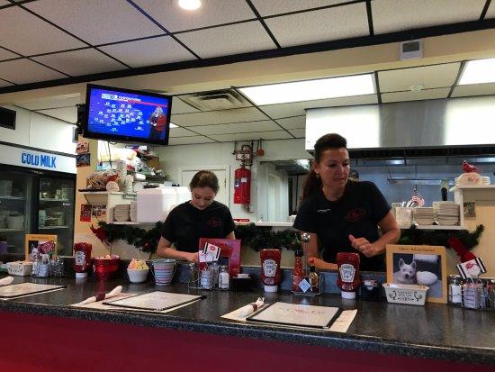 Ollie S Diner Cumberland Rhode Island