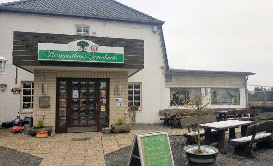 Bad Munder am Deister, Tyskland: Restaurant