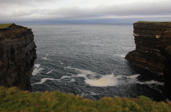 Ballycastle, Irlanda: Downpatrick Head