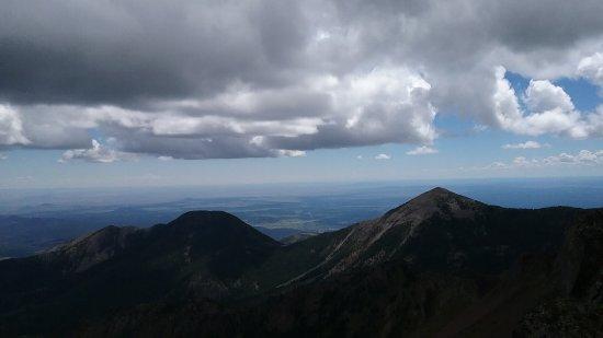 Humphrey's Peak Trail - San Francisco Peaks
