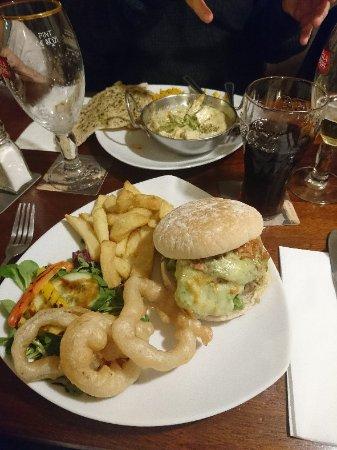 Queensferry, UK: Amazing food + atmosphere!!!