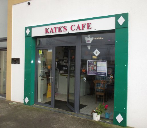 Achill Sound, Ireland: Kate's Cafe