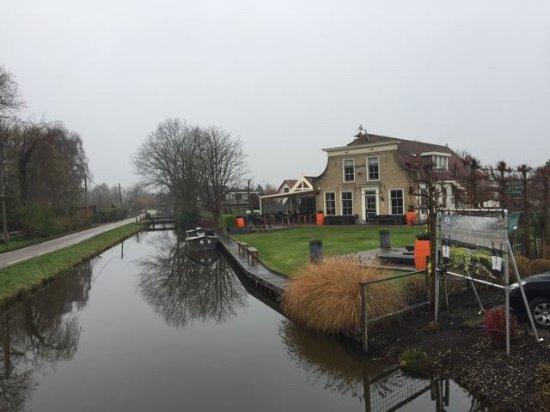 Reeuwijk, Países Bajos: direct omgeving