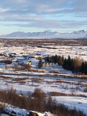 Mosfellsbaer, Ισλανδία: Thingvellir national park