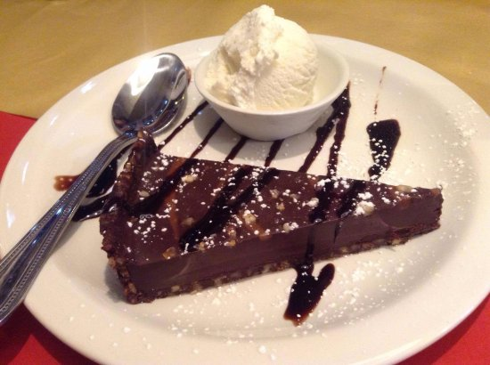Trowbridge, UK: Vegan pudding - please keep it on the normal menu!