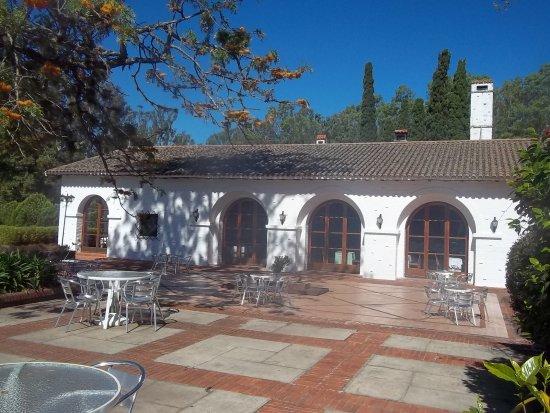 Nueva Helvecia, Uruguay: vista externa comedor