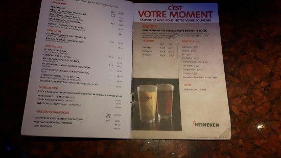 Hard Rock Cafe Paris: Schnell noch ins HRC bevor ich zum Bahnhof muss 😄