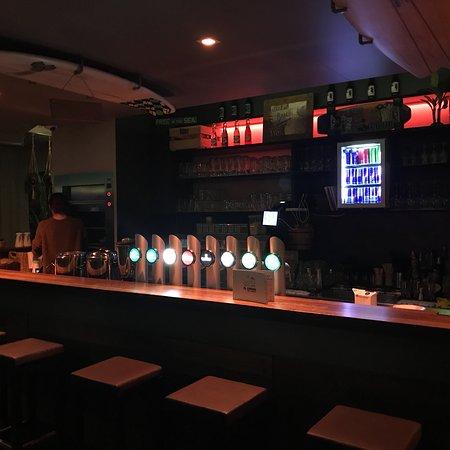 El Camino Cafe Bar: Excelentes cervejas.