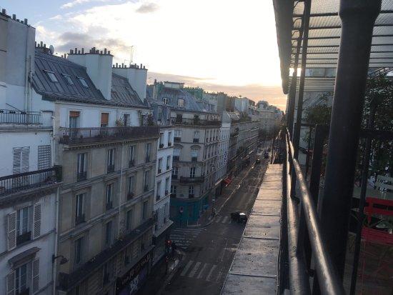 Hotel Aida Marais : Balcony view