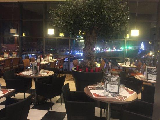 Ristorante del arte salon de provence for Presto pizza salon de provence