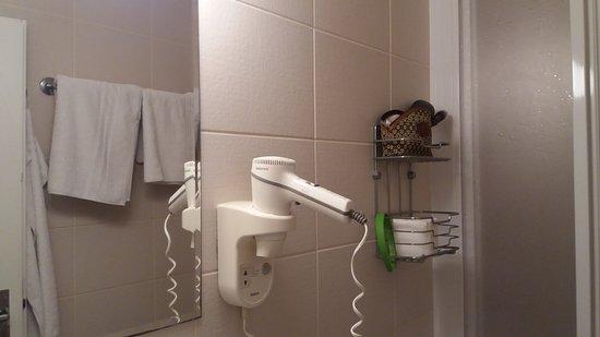 Hotel White Lion: standard equipment