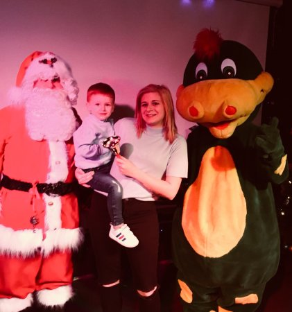 Silloth, UK: Santa and Elfs weekend fantastic time was had by all.
