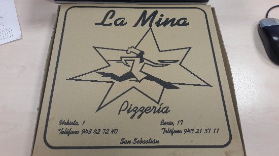 Pizzeria La Mina: 20171020_133321_large.jpg