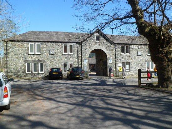Snowdonia National Park Visitor Information Centre, Betws-y-Coed