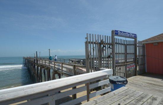Rodanthe Pier: accesso al pier