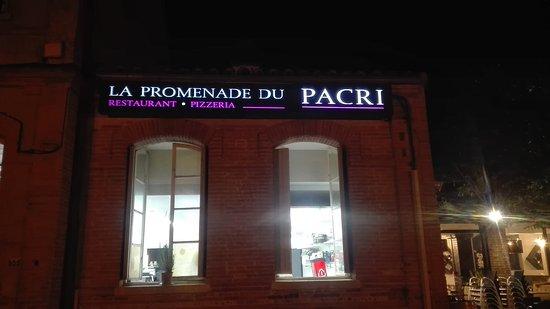 Buzet-sur-Tarn, France: Le Pacri