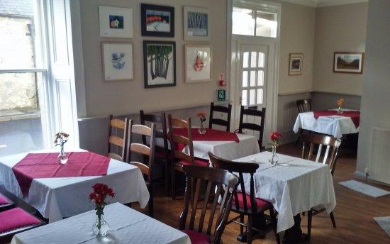 The Gallery & Tea Room - Kirkmichael Hotel