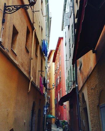 Vieille Ville de Nice : старый город