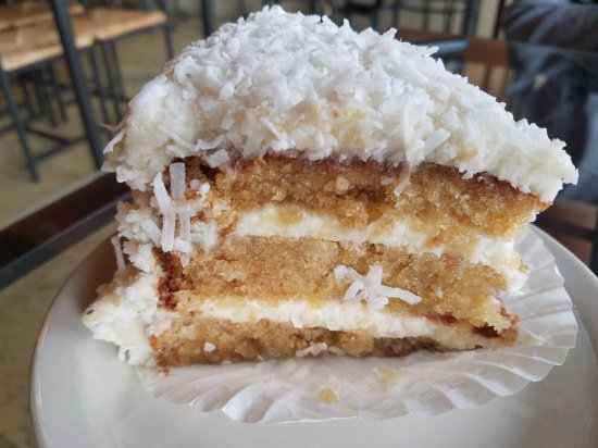 Coconut Cake And Gyro Picture Of Euro Bakery And Restaurant Spring Tripadvisor Initial location of gyro affects earth rate precession. coconut cake and gyro picture of euro