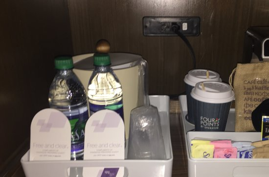 Nisku, Canada: Room amenities
