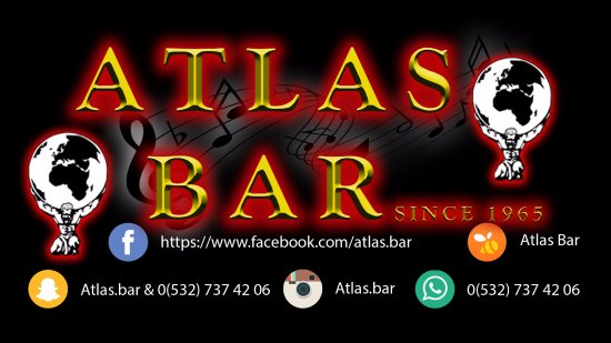 Atlas Cafe Bar