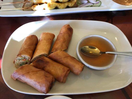 Thai Food Manassas Va