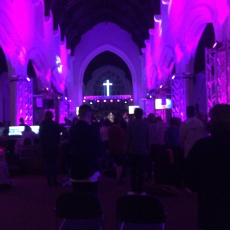 Acoustic services - Picture of St Matthias Church, Plymouth