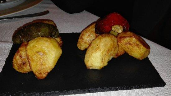 Pianopoli, Italien: Antipasto degustazione altre portate