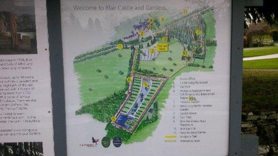 Blair Atholl, UK: Estate guide