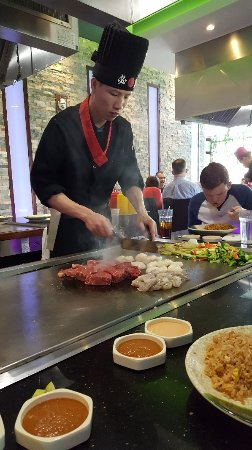 Middletown, DE: Kiku Japanese Steakhouse & Sushi Bar