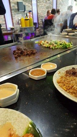 Kiku Japanese Steakhouse & Sushi Bar