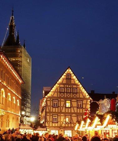 Bad Wimpfen, Germany: Weihnachtsstimmung pur!