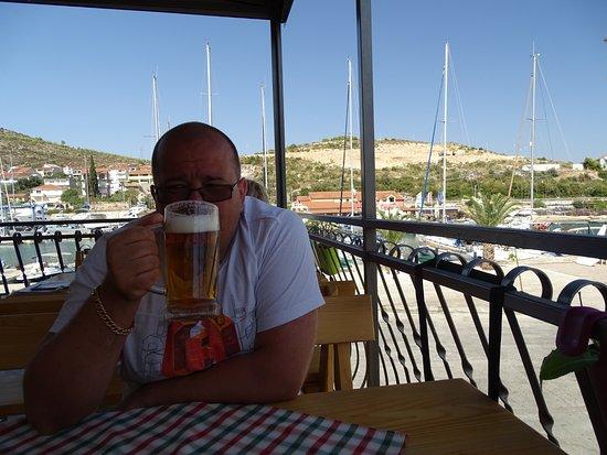 Marina, Croacia: Zimne najlepsze