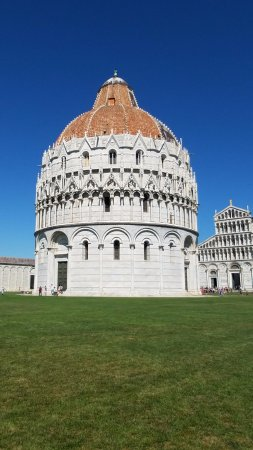 Tour of Florence - Tours: Duomo at Pisa