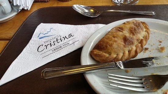 Estancia Cristina: Empanada...
