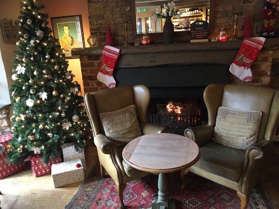 Wellingborough, UK: Can't beat Christmas at the Duke!