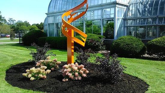 Belle Isle Nature Center Detroit Mi