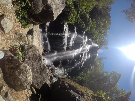 Itatiaia, RJ: Cachoeira veu da noiva