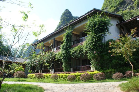 Yangshuo Mountain Retreat: l'hotel
