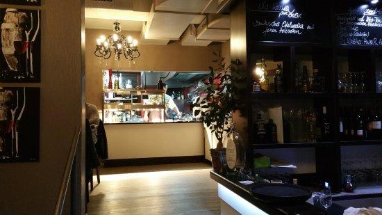 Offene Küche - Picture of Restaurant Stresa, Dresden - TripAdvisor