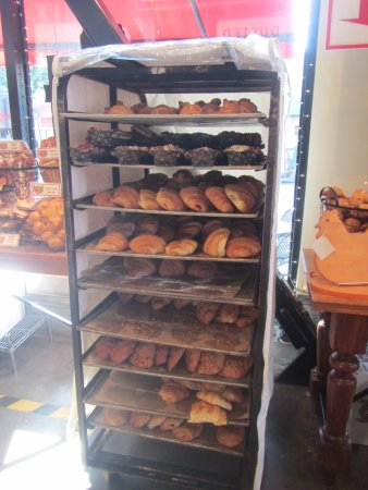Boudin Sourdough Bakery & Cafe: from oven to shelf