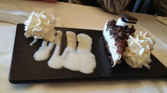 Province of Malaga, Spanje: Tarta oreo recomendable