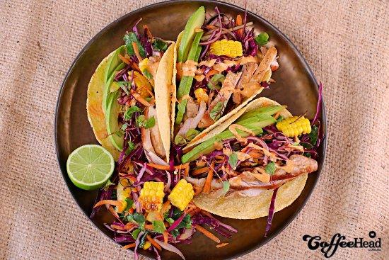 Camberwell, Australia: Soft Shell Tacos!