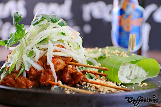 Camberwell, Australia: Street Food Fridays with matching beers!