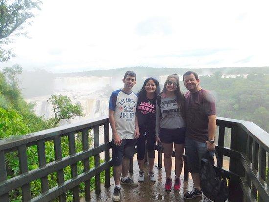 Puerto Iguazu: Brasil