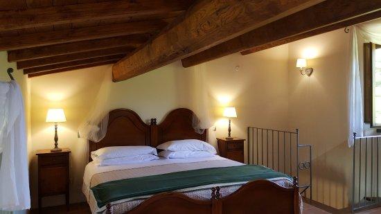 Ferentillo, Italia: camera Salvia