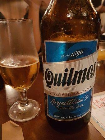 Corrientes 348: Cerveja gelada